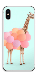 Balon Giraffe Skin IPhone X