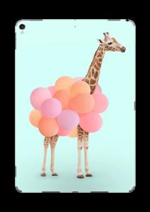 Balon Giraffe Skin IPad Pro 10.5