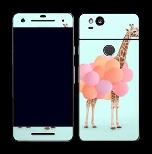 Balon Giraffe Skin Pixel 2