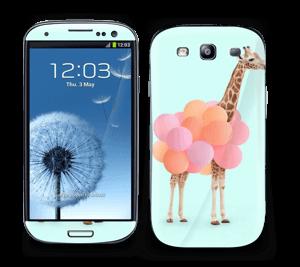 Balon Giraffe Skin Galaxy S3