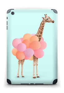 Balon Giraffe Skin IPad mini 2 back