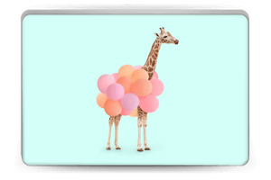 Balon Giraffe Skin Laptop 15.6