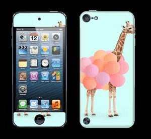 Balon Giraffe Skin IPod Touch 5th Gen