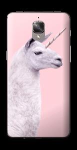 Rosa Lama Skin OnePlus 3