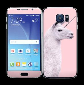 Lamacorne Skin Galaxy S6