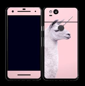 Rosa Lama Skin Pixel 2