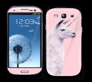 Lamacorne Skin Galaxy S3