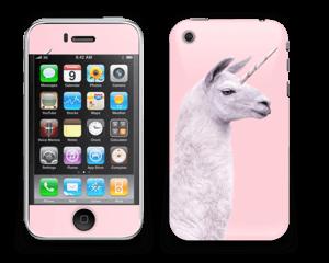 Unicorn Llama Skin IPhone 3G/3GS