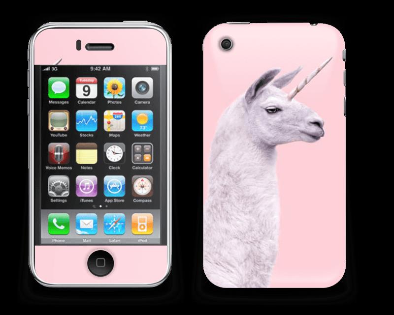 Unicorn Lama - CaseApp
