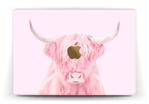 Pink Bull  Skin MacBook 12""