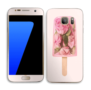 Rose Garden Popsicle  Skin Galaxy S7
