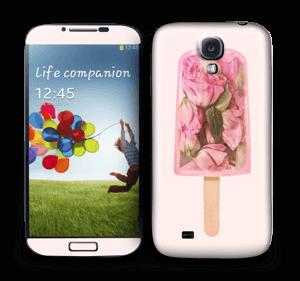 Rose Garden Popsicle  Skin Galaxy S4