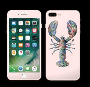 Hummeri tarrakuori IPhone 7 Plus