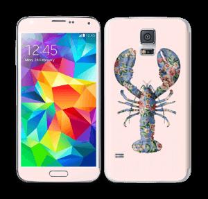 Hummeri tarrakuori Galaxy S5