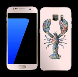 Hummeri tarrakuori Galaxy S7