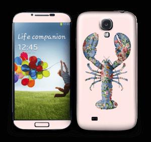 Hummeri tarrakuori Galaxy S4