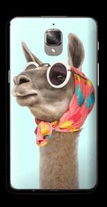Pokat ja laama  tarrakuori OnePlus 3T