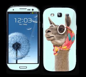 Lama Dame Skin Galaxy S3