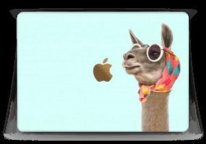 """Pokat ja laama  tarrakuori MacBook 12"""""""