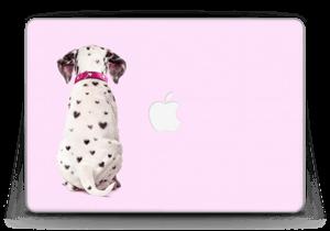"""Söpis dalmatialainen tarrakuori MacBook Pro Retina 13"""" 2015"""