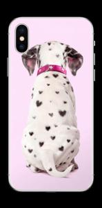 Dalmatiner Skin IPhone X