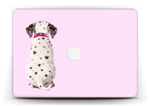 "Söpis dalmatialainen tarrakuori MacBook Air 13"""