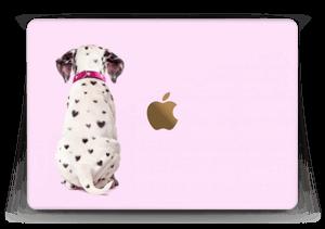 """Söpis dalmatialainen tarrakuori MacBook 12"""""""
