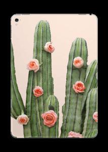 Kukkiva kaktus tarrakuori IPad Pro 9.7
