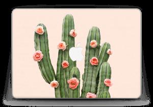 "Kukkiva kaktus tarrakuori MacBook Pro Retina 13"" 2015"