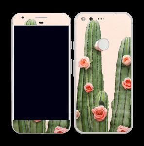 Rosa Kaktus Skin Pixel