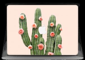"Kukkiva kaktus tarrakuori MacBook Air 13"""
