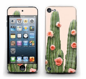 Rosa Kaktus Skin IPod Touch 5th Gen