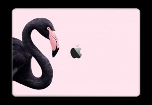"Musta flamingo tarrakuori MacBook Pro 15"" 2016-"
