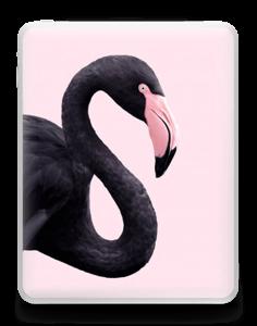 Musta flamingo tarrakuori IPad 1
