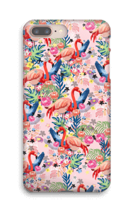 Flamant Tropical Coque  IPhone 8 Plus