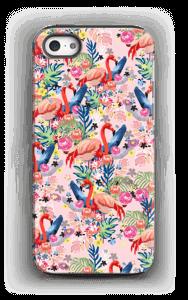 Tropiker & Flamingos skal IPhone 5/5s tough