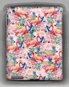 Flamingot & Tropiikki kuoret IPad 4/3/2