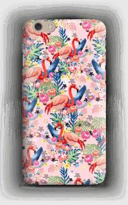 Flamingot & Tropiikki kuoret IPhone 6 Plus