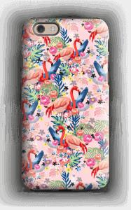 Flamingot & Tropiikki kuoret IPhone 6s tough