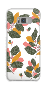 Syksyn lehdet kuoret Galaxy S8 Plus