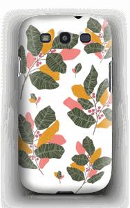 Syksyn lehdet kuoret Galaxy S3