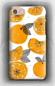 Orange små appelsiner cover IPhone 7
