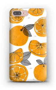 Small Oranges case IPhone 7 Plus