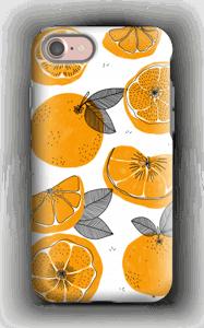 Orangea små apelsiner  skal IPhone 7 tough