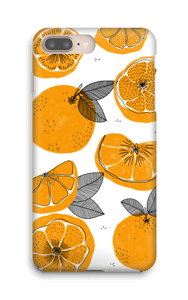 Small Oranges case IPhone 8 Plus