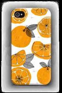 Orange små appelsiner cover IPhone 4/4s