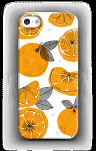 Orange små appelsiner cover IPhone 5/5S