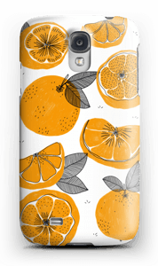 Small Oranges case Galaxy S4