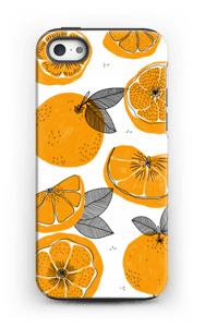 Small Oranges case IPhone 5/5s tough
