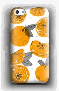 Small Oranges case IPhone 5c